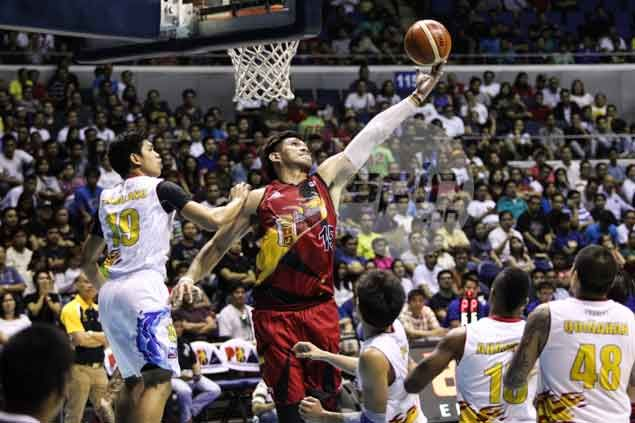 Workhorse Fajardo never forgets to credit 'hardworking coaches' for SMB turnaround