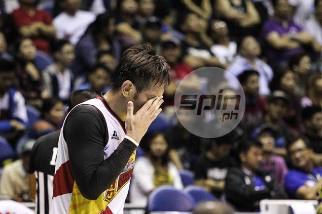 Fajardo says monster 40-20 game meant little to him after SMB loss to Alaska