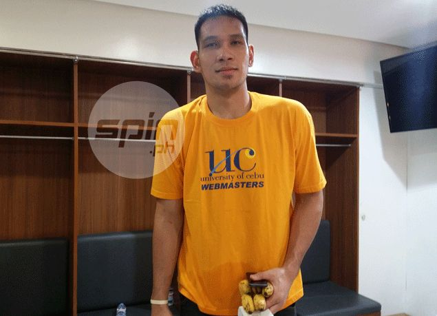 June Mar Fajardo ready to play for SMB after using All-Star break to rest sprained ankle