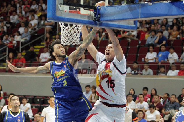 San Miguel Beer outduels Talk 'N Text in fiercely fought Game Two, takes 2-0 lead in semis series