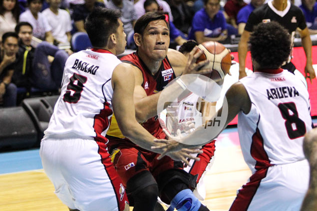 San Miguel takes a step closer to history, beats Alaska in OT to cut PBA Finals deficit to 3-2