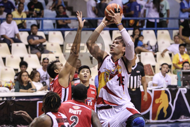 June Mar Fajardo glad to put injury behind him, says he's close to 100 percent fit