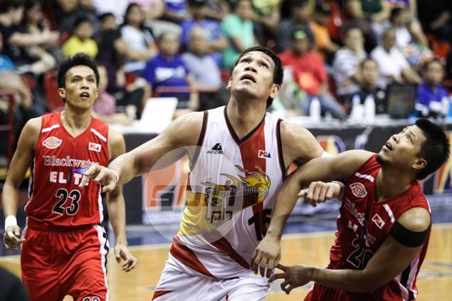 Aqua therapy working wonders for June Mar Fajardo in recovery from injury