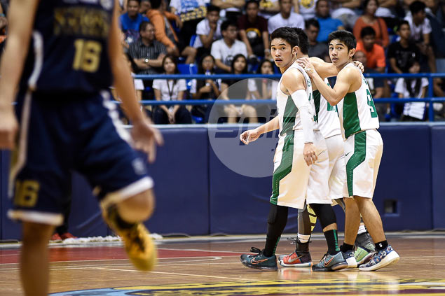 De La Salle-Zobel denies NU Bullpups a season sweep with gritty Game Two victory