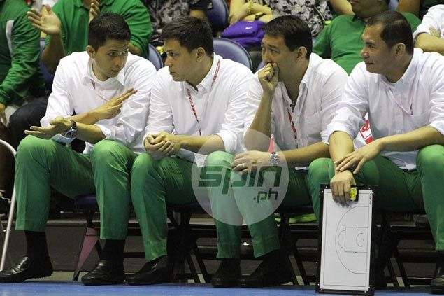 La Salle coach Juno Sauler points to Ateneo's ability to 'sell fouls' ahead of UAAP grudge match