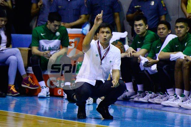 Juno Sauler ready to face consequences after La Salle failure to make UAAP Final Four