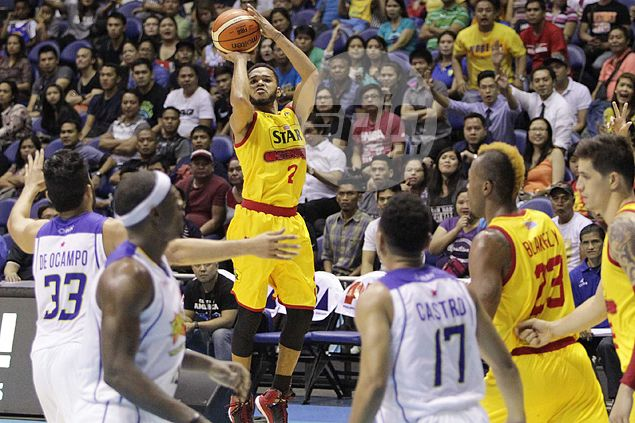 Justin Melton quick to repay coach Cone's faith, anchors Star's fourth-quarter breakaway