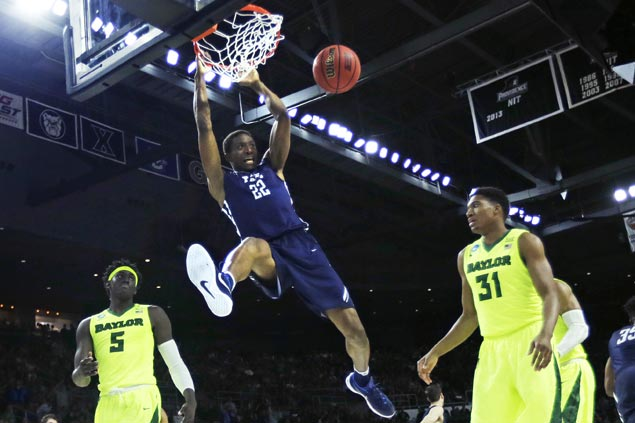 Yale upsets Baylor for first ever NCAA Tournament win in 54 years