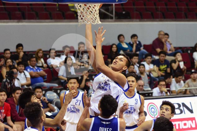 Evan Nelle leaves Melecio in the shade, lifts North to victory in NBTC All-Star Game