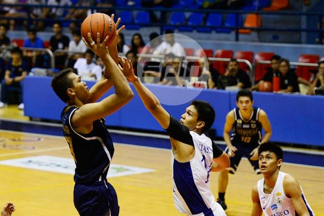 Baltazar, Clemente simply unstoppable as perfect NU Bullpups repeat over Ateneo