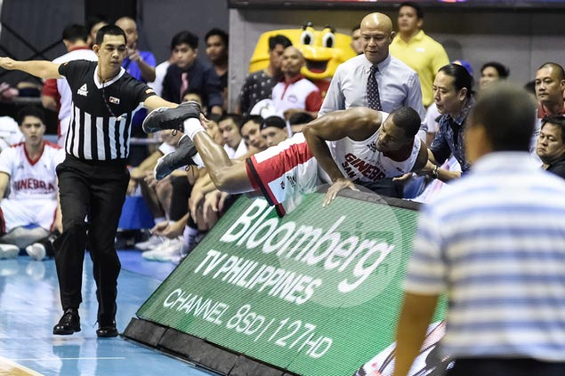 Justin Brownlee won't stand in way if Ginebra decides to bring back pal Paul Harris