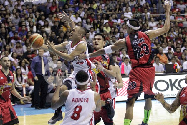 JVee Casio vows to bounce back after first scoreless game of Alaska career