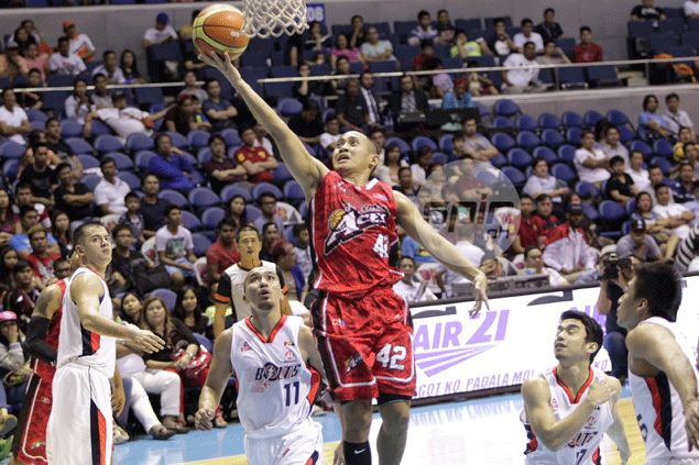 Chance for JV Casio to put 'costly slip' behind him as Alaska gets another shot at Rain or Shine