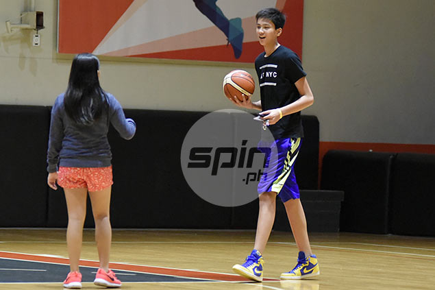 Teen prodigy Kai Sotto invited to join Batang Gilas youth program