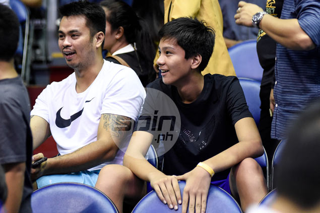 Kai Sotto mobility, soft touch unique for kid his size and age, says Ateneo coach