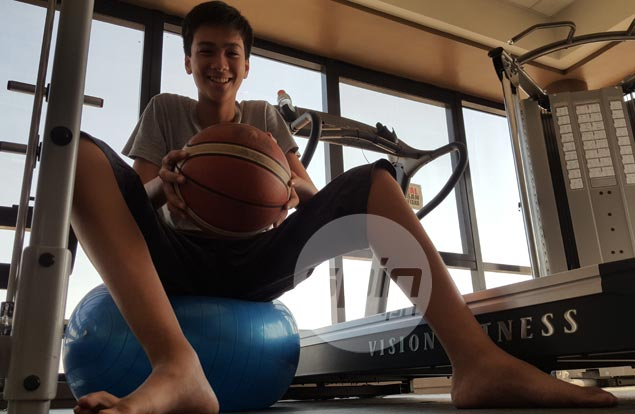 Kai Sotto surprised by sudden popularity, but takes it as challenge to live up to promise