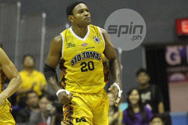 Frustrated Karim Abdul rips into UST teammates over 'pitiful' performance