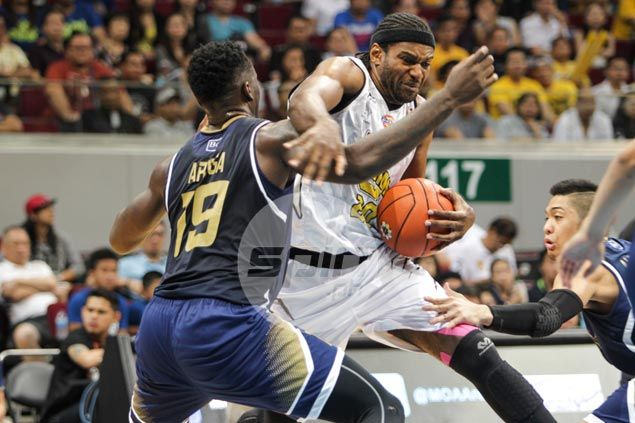 UST's Karim Abdul plays down verbal spat with countryman Alfred Aroga of NU