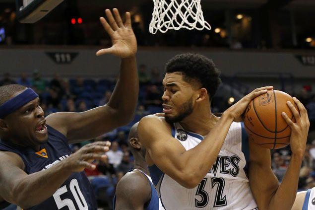 NBA rookies Towns, Porzingis, Okafor, Mudiay make quite a first impression