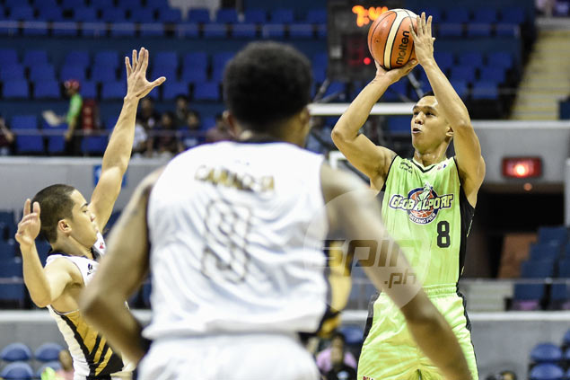 GlobalPort new boy Karl Dehesa says it feels weird playing against former team Mahindra