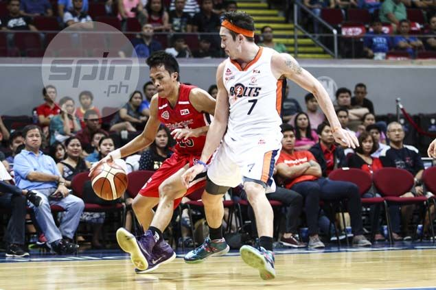 Former high school scoring machine Agovida embraces rebirth as role player at Blackwater