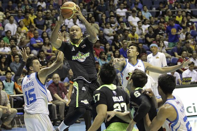 Meralco to acquire big man Kelly Nabong, NLEX to get John Wilson in three-team trade