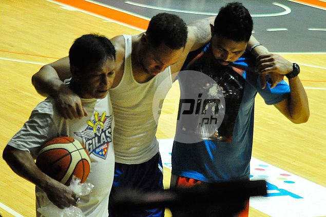 ACL injury ruled out for Kelly Williams but MCL strain puts his Gilas stint in doubt