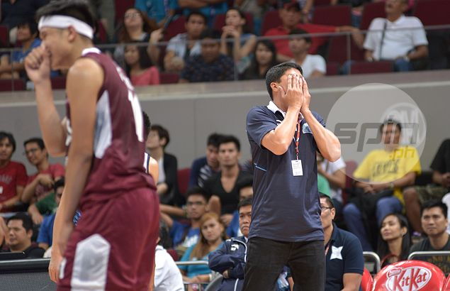UP Maroons simply wanted it more, says Adamson coach Kenneth Duremdes