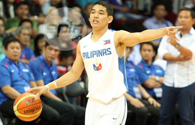 Inspired by ageless Jimmy Alapag, young pro Kevin Alas raring to suit up again for national team