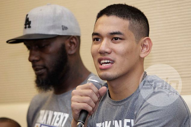 Talk 'N Text rookie Kevin Alas says trying to stop in-form Paul Lee will be difficult task