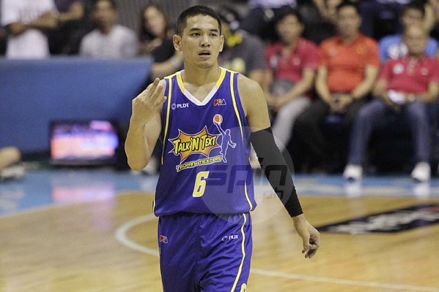 Talk 'N Text rookie Kevin Alas credits dad for preparing him defensively in tough semis series against Purefoods