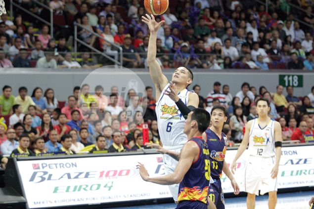 TnT rookie Kevin Alas says no ax to grind with Rain or Shine as he chases first PBA title