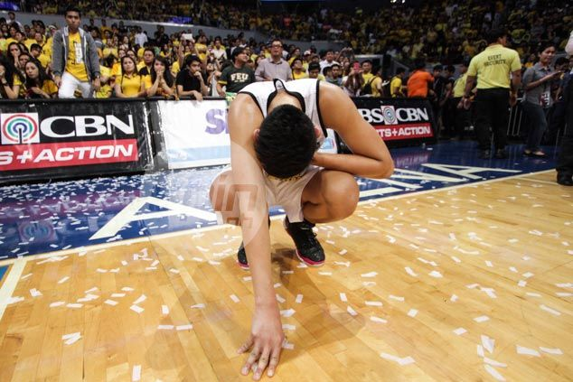 Kevin Ferrer's Game Three performance left wanting, but he insists it wasn't because of lack of trying