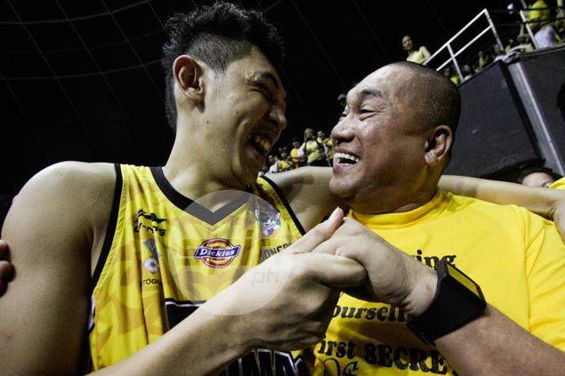 UST star Kevin Ferrer simply determined not to lose: 'Ayaw kong umuwing luhaan'