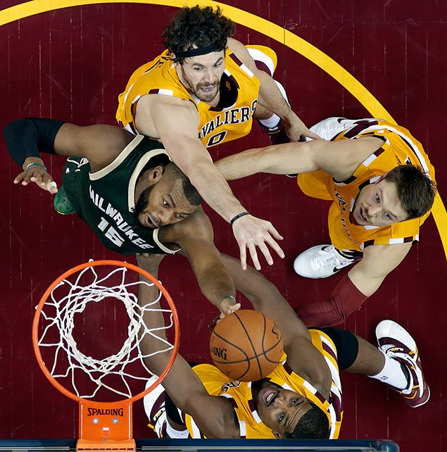 LeBron James, Cavaliers get back at Bucks to end two-game losing streak