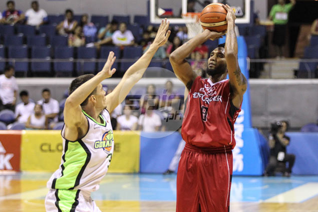 Birthday-boy KG Canaleta not letting trade rumors affect his game for Mahindra