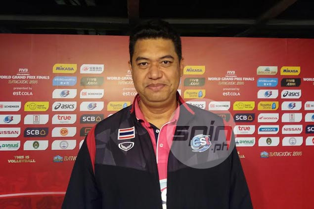 Thai coach believes hosting FIVB World Club Championship will do wonders for Philippine volleyball