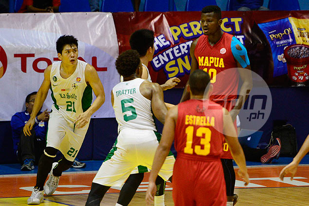 Kib Montalbo says he didn't do anything in scuffle to merit ejection, one-game ban