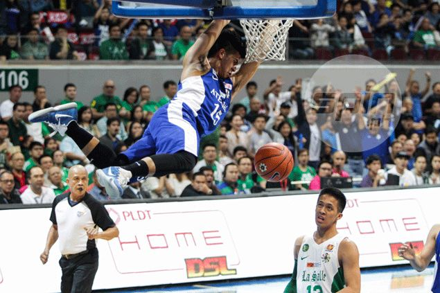 Kiefer Ravena to take part in dunk contest of Fiba 3x3 All Stars - as a judge
