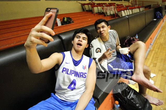 Kevin Ferrer considers joining Gilas Pilipinas in weekly training a new journey for him