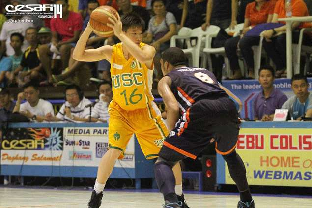 From Katipunan to Cebu, former Blue Eagle Kiefer Lim finally proves worth with USC Warriors