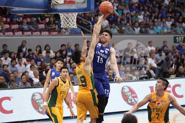 Kiefer Ravena confident offensive support will come when going gets tough for Ateneo Eagles