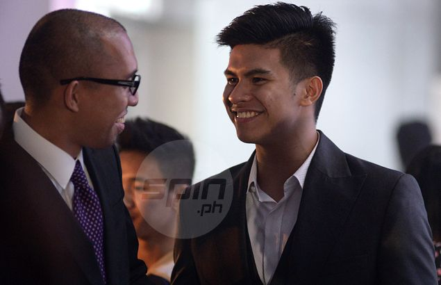 Ateneo star Kiefer Ravena excited to try hand at acting, but assures TV sitcom stint a one-off