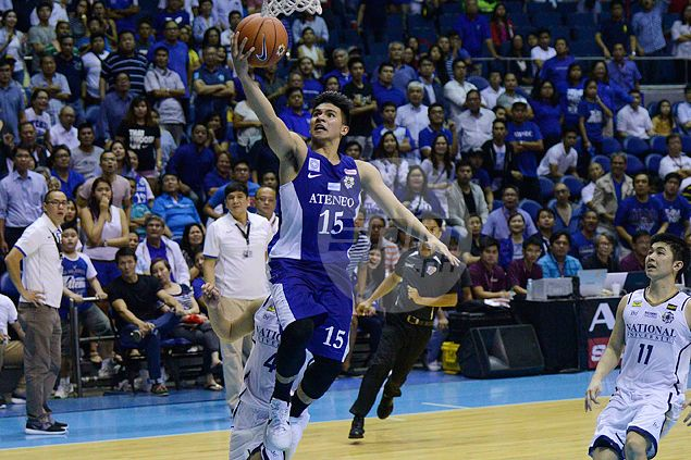 Kiefer Ravena relieved to come out on top in 'nightmare' match-up against Javelona