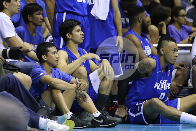Kiefer Ravena says Gilas experience a good gauge of where he's at as a player