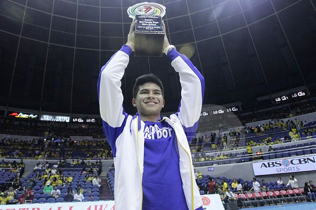 UAAP MVP Kiefer Ravena says he won't think twice if invited to join Gilas cadet pool