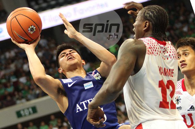 King Eagle Ravena caps first round with career-game and second Player of the Week citation