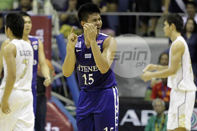 Former FEU star Terrence Romeo has words of encouragement for shooting buddy Kiefer Ravena