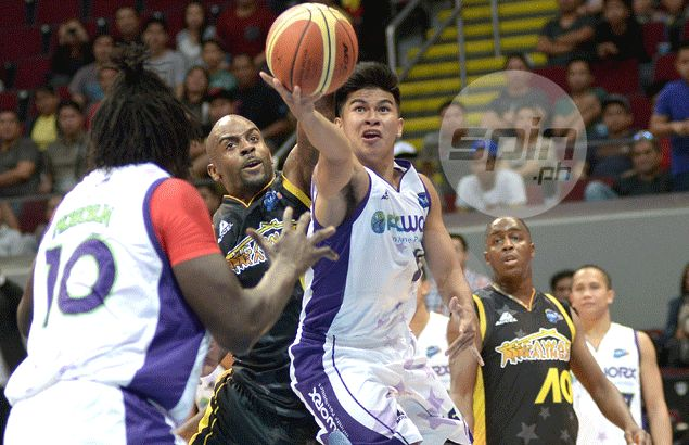 Kiefer Ravena steals show in Iverson's 'All In' charity game by hitting game-winner