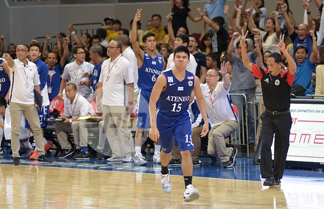 Kiefer Ravena says he needs to play at MVP level for Ateneo, but isn't targeting MVP award